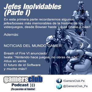 "Gamers Club T01E13 ""Jefes Inolvidables (Parte I)"""