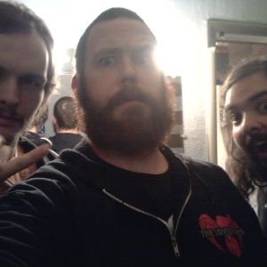 55 - AMERICAN SHARKS INVADE DENVER! Interview at the Ogden Theater, we speak with the band about the