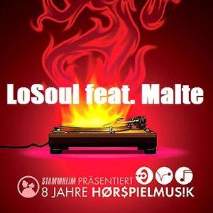 LoSoul feat. Malte @ 8 Jahre Hörspielmusik - Zentralmensa Kassel - 25.09.2004