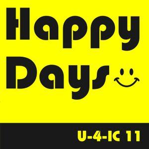 U-4-IC 11 - Happy Days