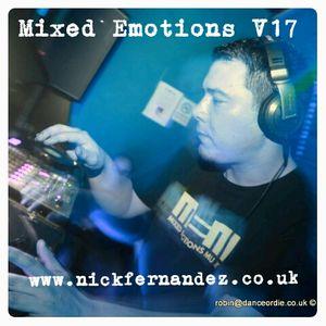 Mixed Emotions v17 // Nick Fernandez
