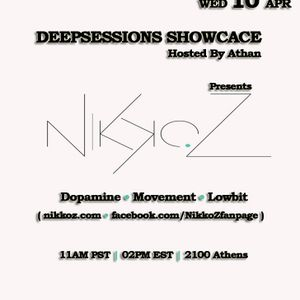 Deepsessions 025 - w/Nikko.Z - April 2013