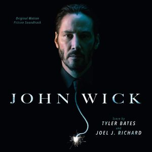 JOHN WICK - CHAPTER 2 (2017)  (OST)