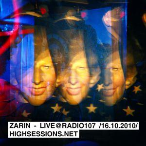 Live @ Radio 107 (FM 16.10.2010)