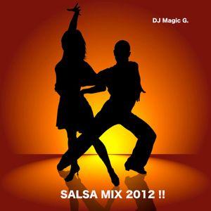 Salsa mix 2012