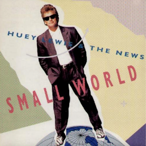 Huey Lewis and the News - 1988-08-10 Blossom Music Center