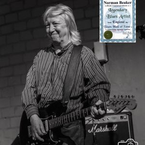 Bluesshow Bob Williams' interview with Norman Beaker, February 2015.