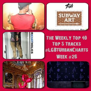 Recap The Weekly Top 40 Week #26