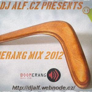 Dj Alf- Boomerang mix 2012