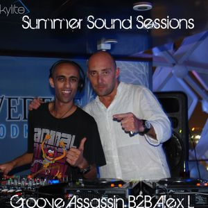 Summer Sound Sessions - Groove Assassin Vs DJ Alex L