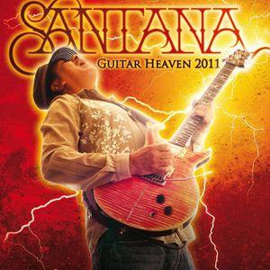 QUI RADIO IN  TRIBUTE TO CARLOS SANTANA  16 GENNAIO 2012