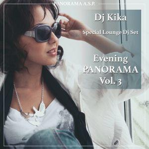"""DjKika— Special Lounge DjSet """"Evening Panorama"""" Vol.3 (12)"""