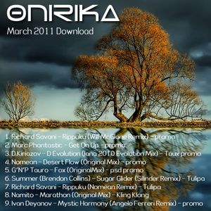 Onirika DJ Set - Galileo March 2011