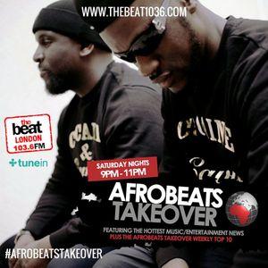 #AfrobeatsTakeover: @selectamaestro @dboyCityLove 21.05.2016 9-11pm