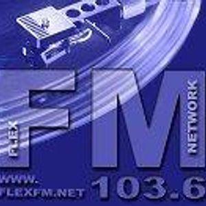 FLEX FM 103.6 Vintage Milky, Denzil and Nasty + Felix D