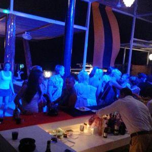 ElectRom (BKK/Thai) Russian night Mix @ Gecko Samui Bophut Hills Pool Party May 9, 2013.