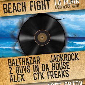 Bozko (CTK Freaks) - Live@La Playa Varna 06 AUGUST 2011
