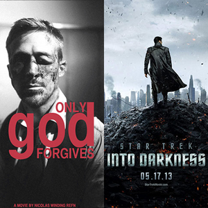 Camera Obscura: Only God Forgives + Star Trek Into Darkness