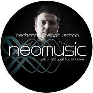Fractal Architect - Neomusic Podcast #20