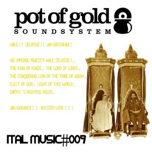 "POT OF GOLD SOUNDSYSTEM ""ITAL MUSIC#009"""