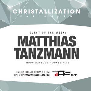 Christallization #66 with Matthias Tanzmann