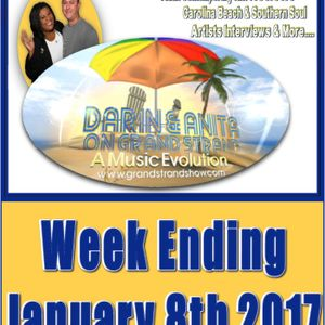 Darin & Anita on Grand Strand Show from Week Ending January 8th 2017
