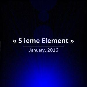 5ieme Element (Jan-2016)