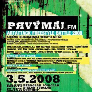 October 2008 Mix - Special Ed