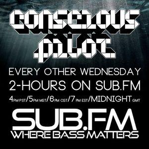 Sub.FM - Conscious Pilot feat Dubzap - Oct 7, 2015