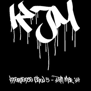 KJM_InnerSenceRadioDNB Show 5 (14th Mar '14)