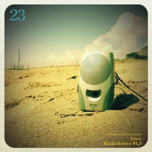 Miliokas on RadioActive 91,3 - 23