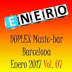 Dj IXMATRIX, DUPLEX Music-bar, Barcelona, Enero 2017-Vol 07