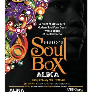 Soul Direction on www.afro-disiac.co.uk with Alan Tolley