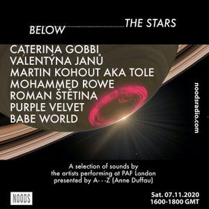 The Stars Below 2 on Noods Radio