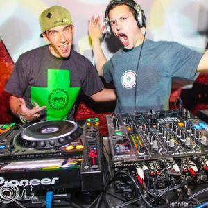 Swerv & BcIII - Live @ Vision Nightclub 11/3/12