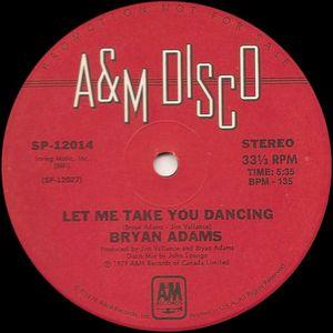 "LET ME TAKE YOU DANCING - JOHNNY ""D"" DE MAIRO WKTU NY MIXSHOW"
