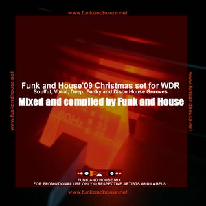 Funk and House'09 Christmas set for WDR