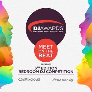 Ed Salazar: DJ Awards 2015 Bedroom DJ Competition