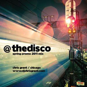 @thedisco - chris grant 2011 spring promo mix
