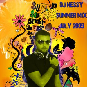 Nessy'Cast #1 - The Podcast by DJ Nessy [JULY 2009]