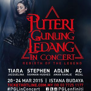 Arts Unplugged with Adrian Seet - Puteri Gunung Ledang in Concert 'Rebirth of the Legend'
