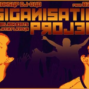 Tsiganisation Project - The Balkan Mash Up Tapes