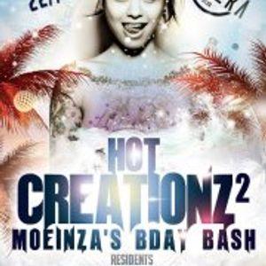 dj Moeinza @ La Gomera - Hot Creationz2 22-09-2012