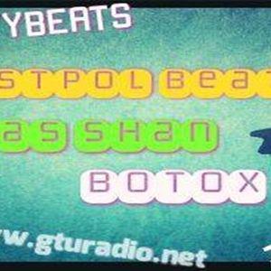 OstpolCitY / GtuRadio - Dj´s: BotoX - Tomas Shan & MichiOstpol (Mitschnit) 27.06.2015