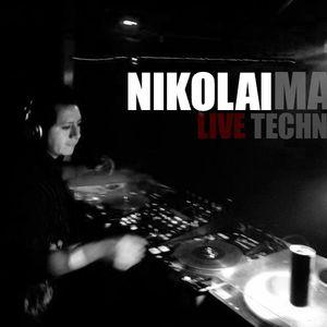Nikolai Marti - 4 Deck Techno mashup ** Recorded LIVE **