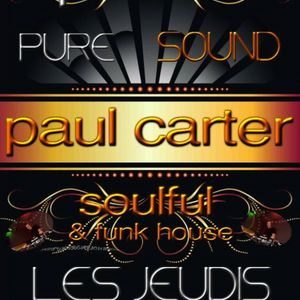 Paul Carter - Nu disco & funky & dowtempo - mix 733 - 24 Mars 2019