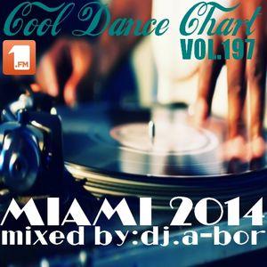 COOL DANCE CHART VOL.197 (BEST IN MIAMI 2014)