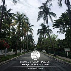 Stamp The Wax w/ Yoshi - 9th July 2017