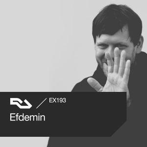 EX.193 Efdemin - 2014.04.03