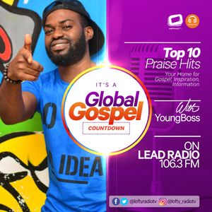 Top 10 Praise Hits E19 with YoungBoss